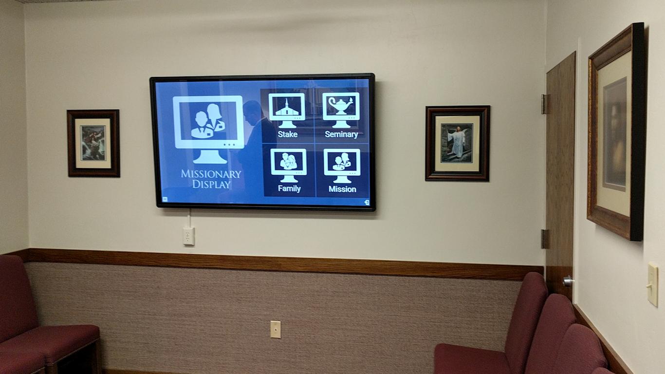 Award-winning, Interactive Displays Bring Missionary Work To Life