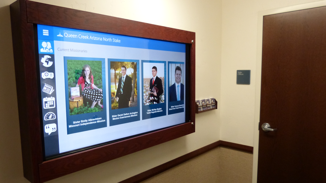 Award-winning, Interactive Displays Bring Missionary Work To Life